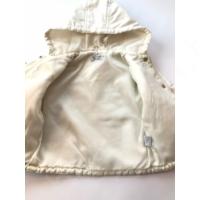 Fehér kislány kabát (74)