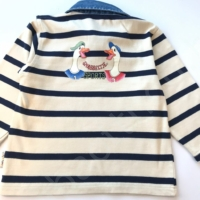 Snabbeltjen kisfiú pulóver (98-104)