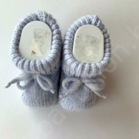 Kötött kisfiú cipő (50-56)