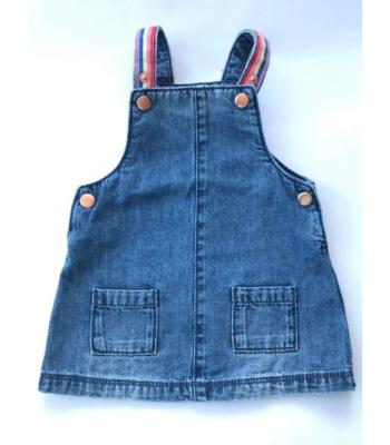 F&F kislány farmer ruha (74)