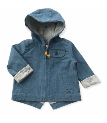 Mothercare kisfiú kabát (50-56)