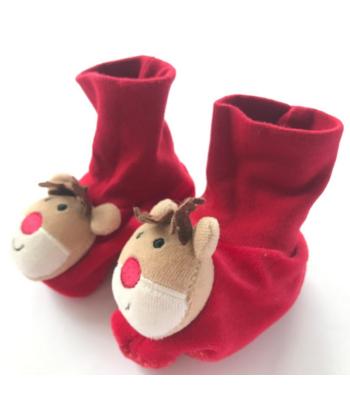 Piros baba cipő (68-74)