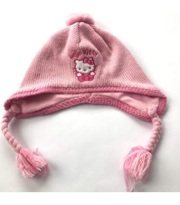 Hello Kitty kislány sapka (80-98)