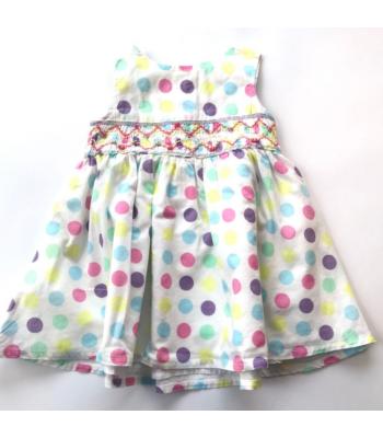M&Co. kislány ruha (62-68)