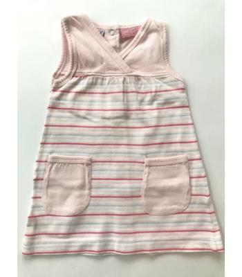 Ujjatlan kislány ruha (62)