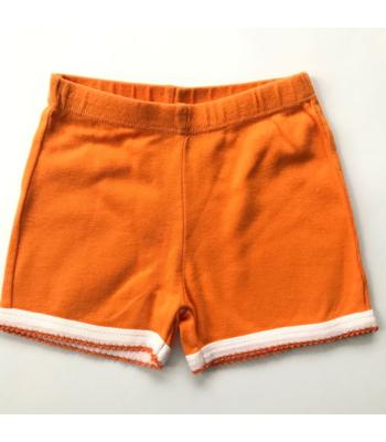 Narancssárga kislány rövidnadrág (74)