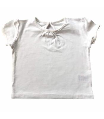 Fehér kislány póló (80)