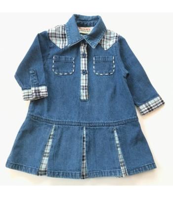 Carter's kislány farmer ruha (80)