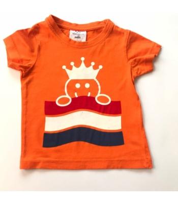 Narancssárga  póló (74-80)