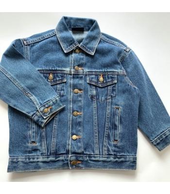 Jeans kisfiú farmer kabát (104)