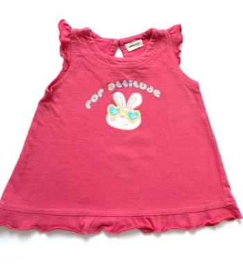Nyuszis kislány ruha (62)