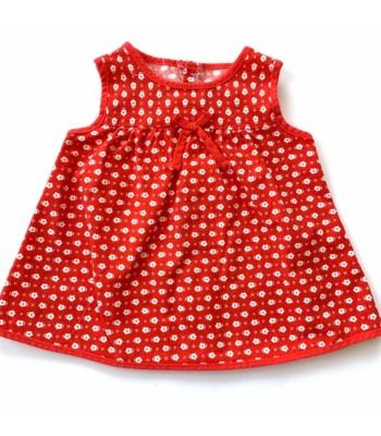 Virágos kislány ruha (62)