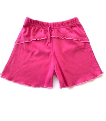 Pink kislány rövid nadrág (110-116)