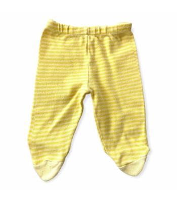 Sárga csíkos kislány nadrág (56)