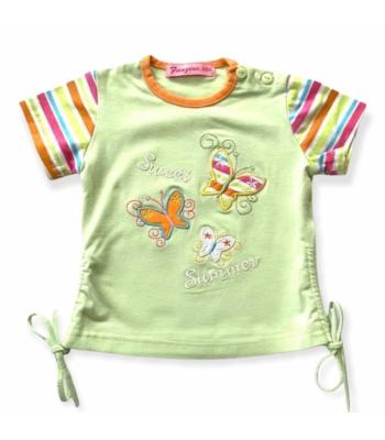 Fanzine kislány póló (68-74)