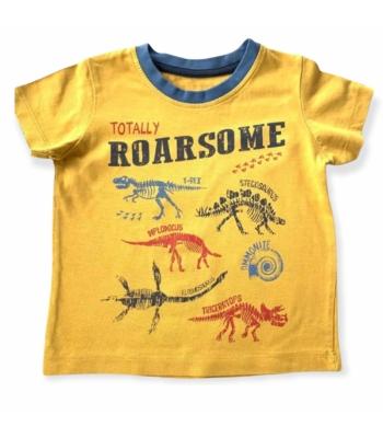 Matalan kisfiú póló (80-86)