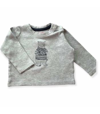 Lupilu kisfiú pulóver (62-68)
