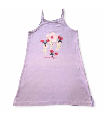 Virágos kislány ruha (104)