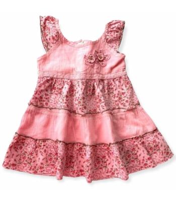 Virágos kislány ruha (86)