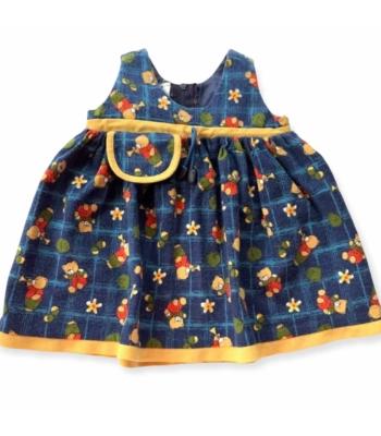 Gy.J. kislány ruha (74-80)