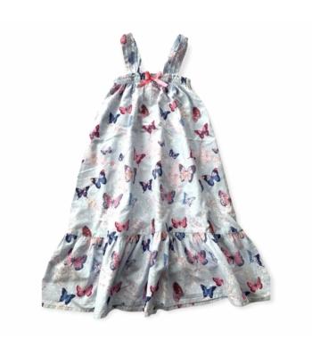 H&M kislány ruha (122)