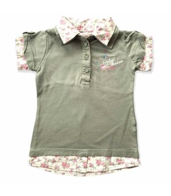 Vintage Blossom kislány póló (92)