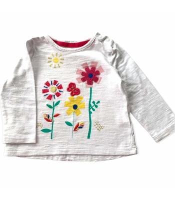 F&F kislány pulóver (68)
