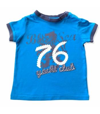 Mintás kisfiú póló (80-86)