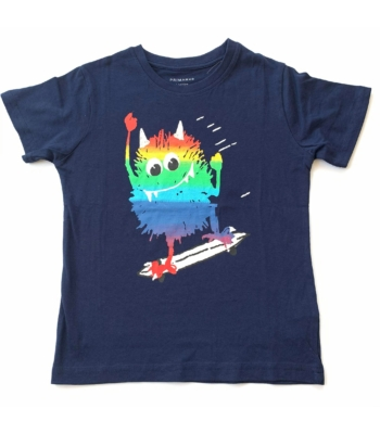 Primark kisfiú póló (128)