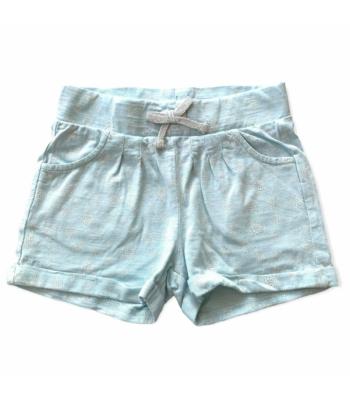 Csillagos kislány rövid nadrág (104)