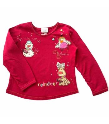 Next kislány pulóver (98)