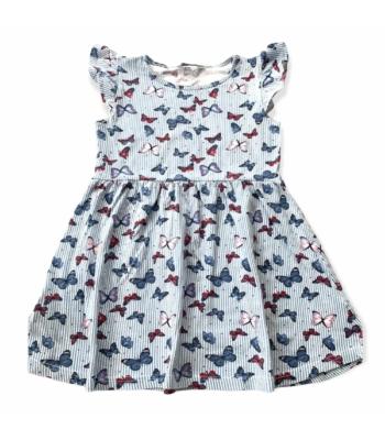 Primark kislány ruha (128)