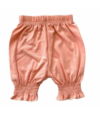 Barack kislány rövid nadrág (68-80)