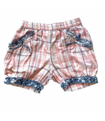 Next kislány rövid nadrág (62-68)
