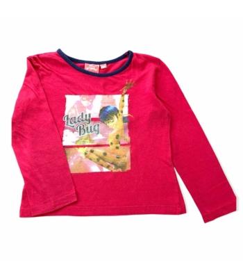 Miraculous kislány pulóver (110)