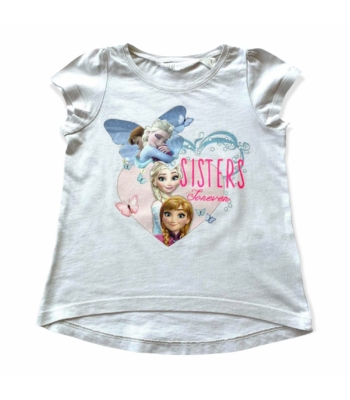 Disney Baby Jégvarázs kislány póló (98-104)