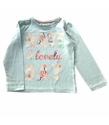 F&F kislány pulóver (98-104)