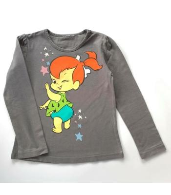 Flintstones kislány pulóver (98-104)
