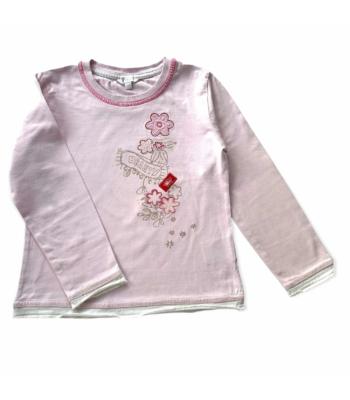 TCM kislány pulóver (110-116)