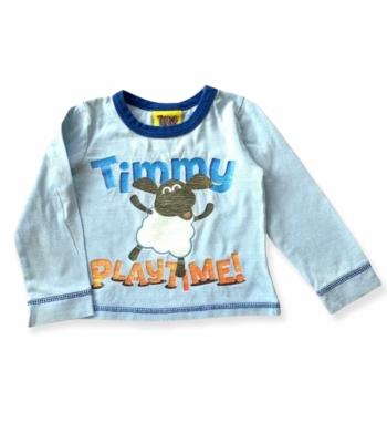 Timmy Time kisfiú pulóver (86-92)