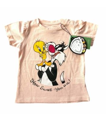 Reserved Lonney Tunes kislány póló (104)