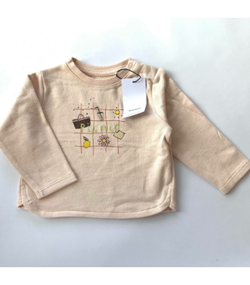 Reserved kislány pulóver (80)