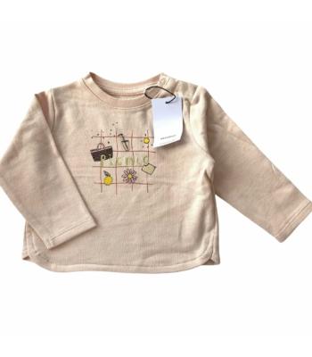 Reserved kislány pulóver (74)