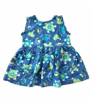 Mini Maline kislány ruha (68)