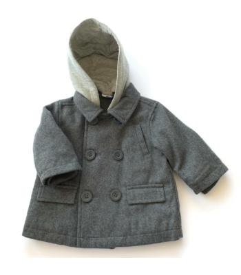 Vertbaudet kisfiú kabát (74)