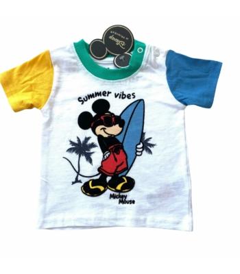 Primark Mickey kisfiú póló (80)