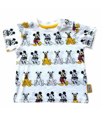 Primark Mickey és Pluto kisfiú póló (68)
