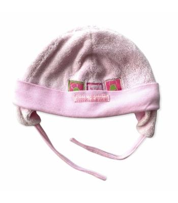 Rózsaszín kislány sapka (40)