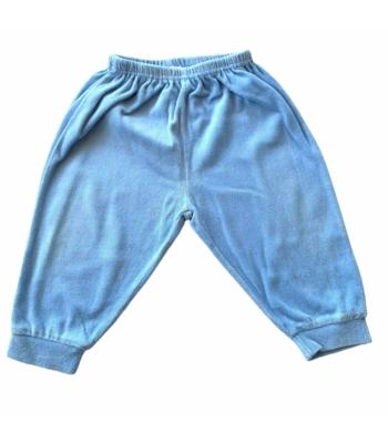 Halványkék kisfiú nadrág (80)