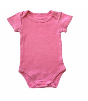 Rózsaszín kislány body (56)